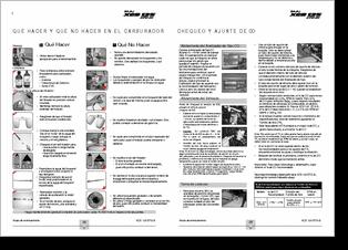 DiagramaManual BAJAJ Bajaj XCD 125