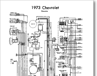 diagrama  manual chevrolet