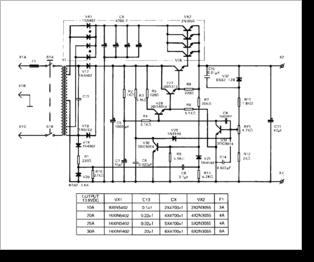 diagrama manual cargadores de baterias rh clubdediagramas com