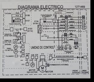 Diagrama Manual York Yad32he13