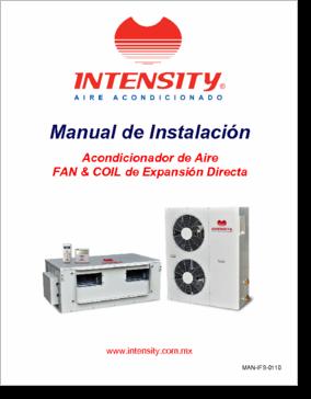 Intensity aire acondicionado manual airea condicionado for Manual aire acondicionado