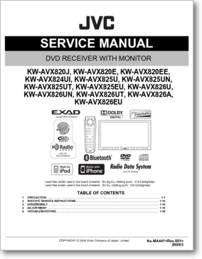 JVC KW AVX820 Manual de Servicio_88618_350 diagrama manual jvc kw avx810 avx810 jvc kw-avx810 wiring diagram at fashall.co