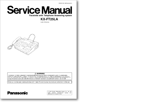 diagrama  manual panasonic kx