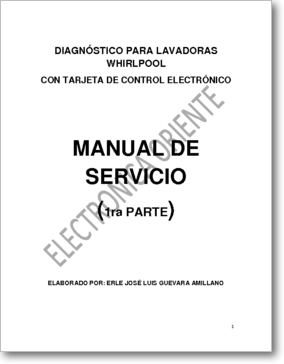 diagrama manual whirlpool 7ewtw1711ym y todos modelos nuevos rh clubdediagramas com manual de lavadora whirlpool 6th sense 15 kg manual de lavadora whirlpool 6th sense 20 kg