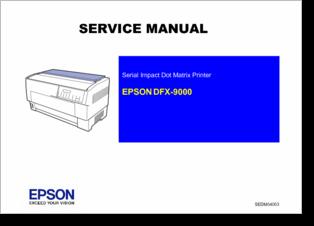 diagrama manual epson dfx 9000 rh clubdediagramas com epson dfx 9000 service manual download Epson DFX-9000 Specs