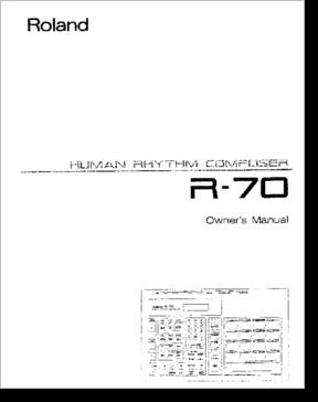 diagrama manual roland rh clubdediagramas com  manual español roland r-70