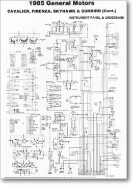 diagrama manual oldsmobile firenza