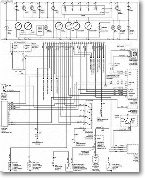 Diagrama/Manual CHEVROLET C1500 on a transmission diagram, a motor diagram, a roofing diagram, a regulator diagram, a radiator diagram, a body diagram, a fuse diagram, a relay diagram,