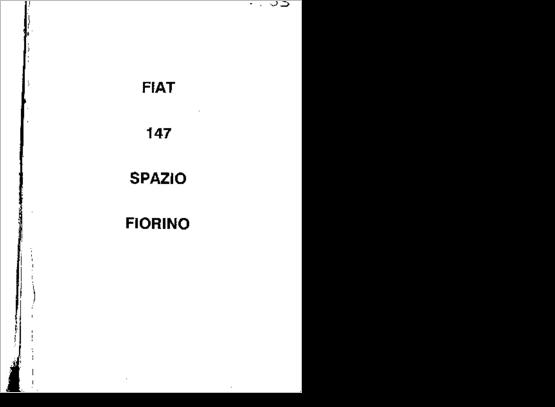 diagrama  manual fiat fiat 147