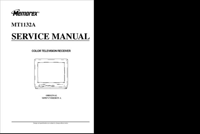 diagrama  manual memorex