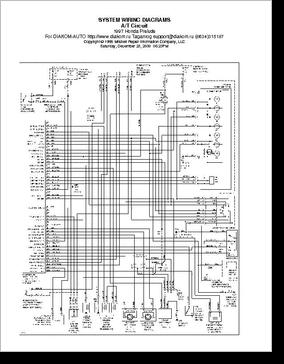 Diagrama/Manual HONDA
